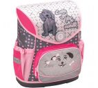 "Ранец ""Belmil Compact. I Love Dog"" 37х31х19см"