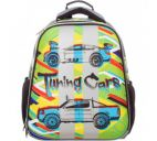 "Ранец ""№1 School Basic Tuning cars"""